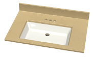 Olympic Style Vanity Sink