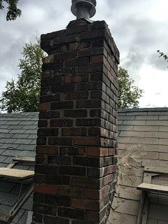St. Paul chimney repairs