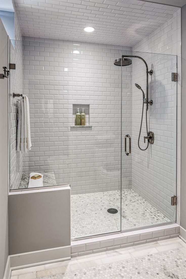 Tiled Shower Wall Installation