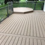 Trex maintenance free deck contractor coon rapids mn