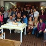 Grupos de Curitiba promovem churrasco e oração por Santo Inácio