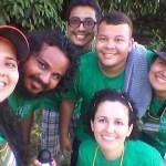 Membros da Pré-CVX Amar e Servir, Manaus, participam do Mochilaço Jovem