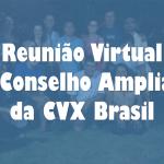 Reunião Virtual do Conselho Ampliado