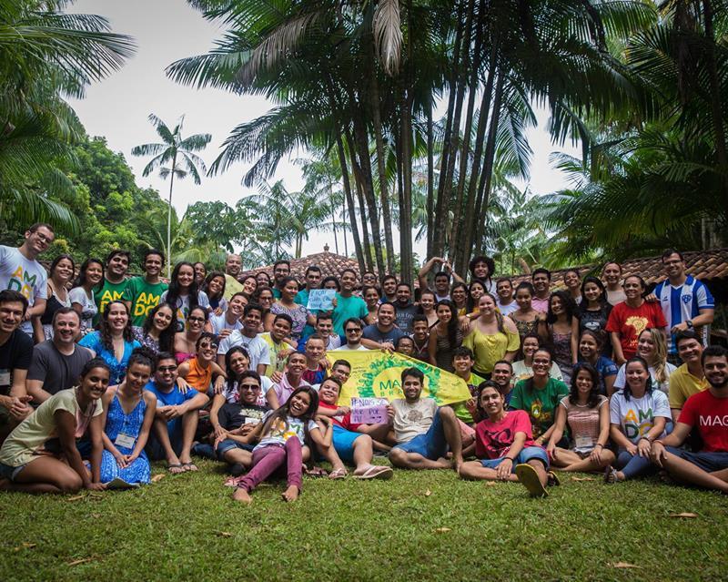 Partilha de Rodrigo Felix – Fórum MAGIS Amazônia