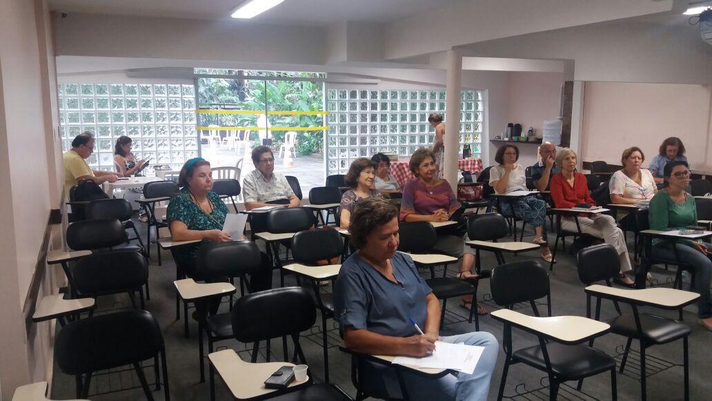 Dia de Oração: Formação e Pertença - Regional Rio - 40 ANOS DA CVX BRASIL