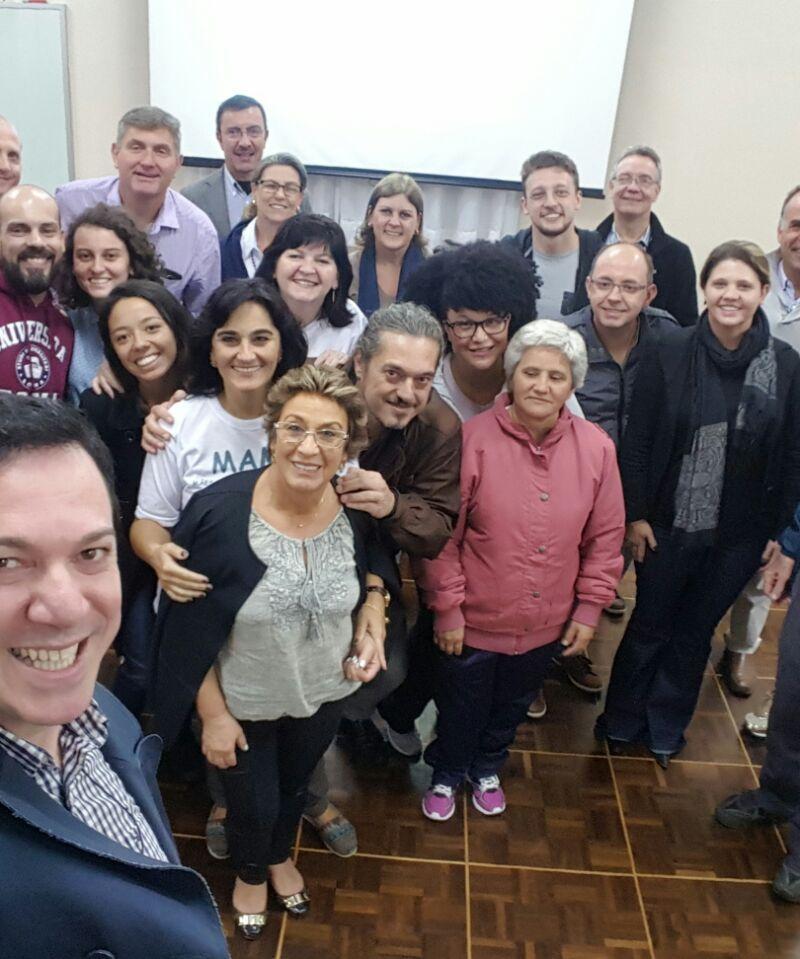CVX apóia Pastoral da Diversidade em Curitiba