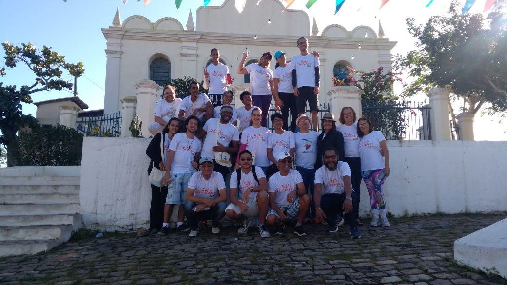 CVX Amar e Servir colabora com a Trilha Inaciana