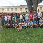 Exercícios Espirituais em Etapas para Jovens na Bahia