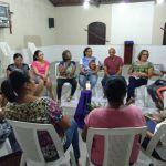 Comunidade CVX acompanha grupos de partilha do retiro de advento