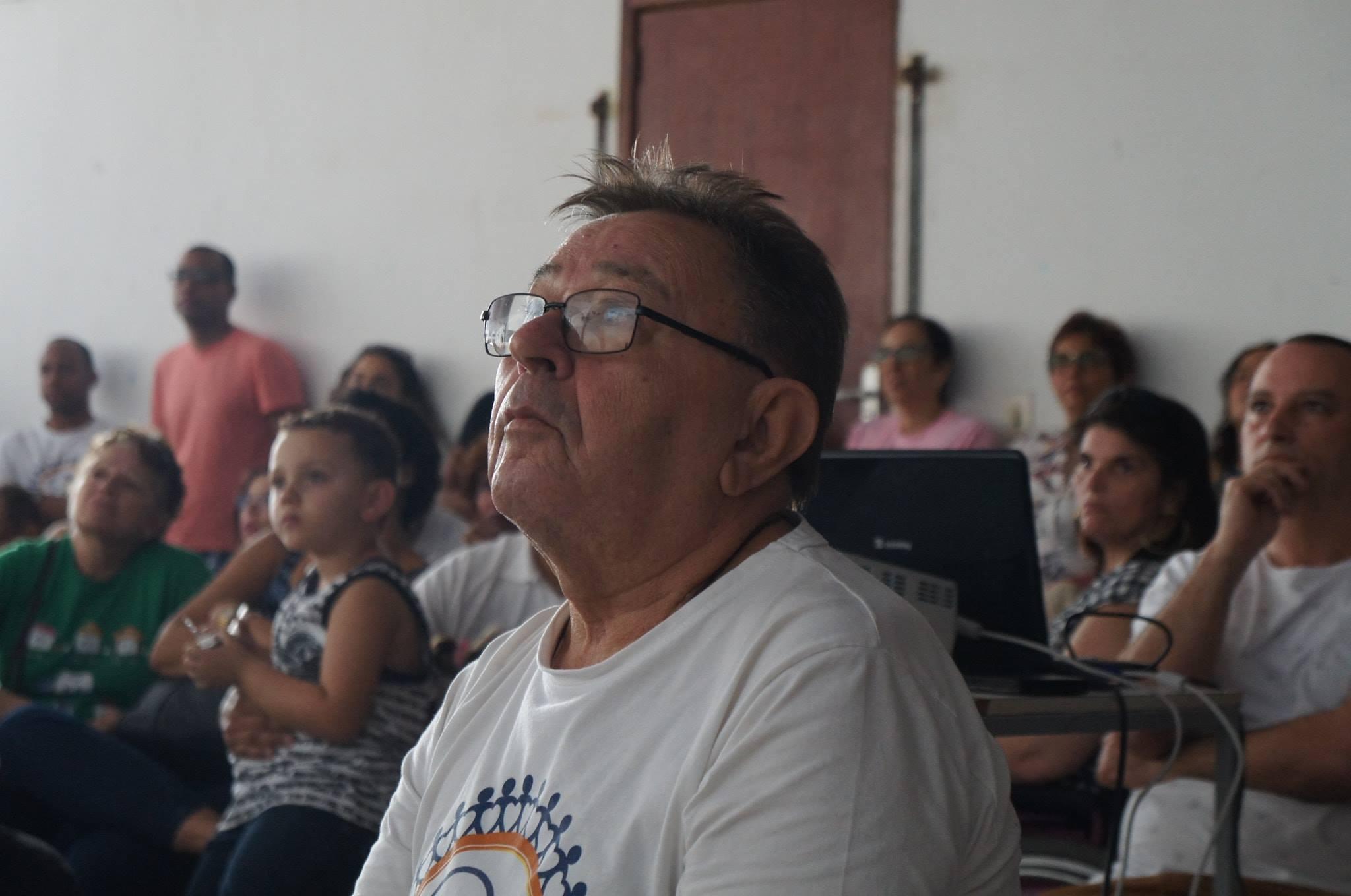 """José Batista Sobrinho, 80 anos vivendo """"em tudo amar e servir"""""""