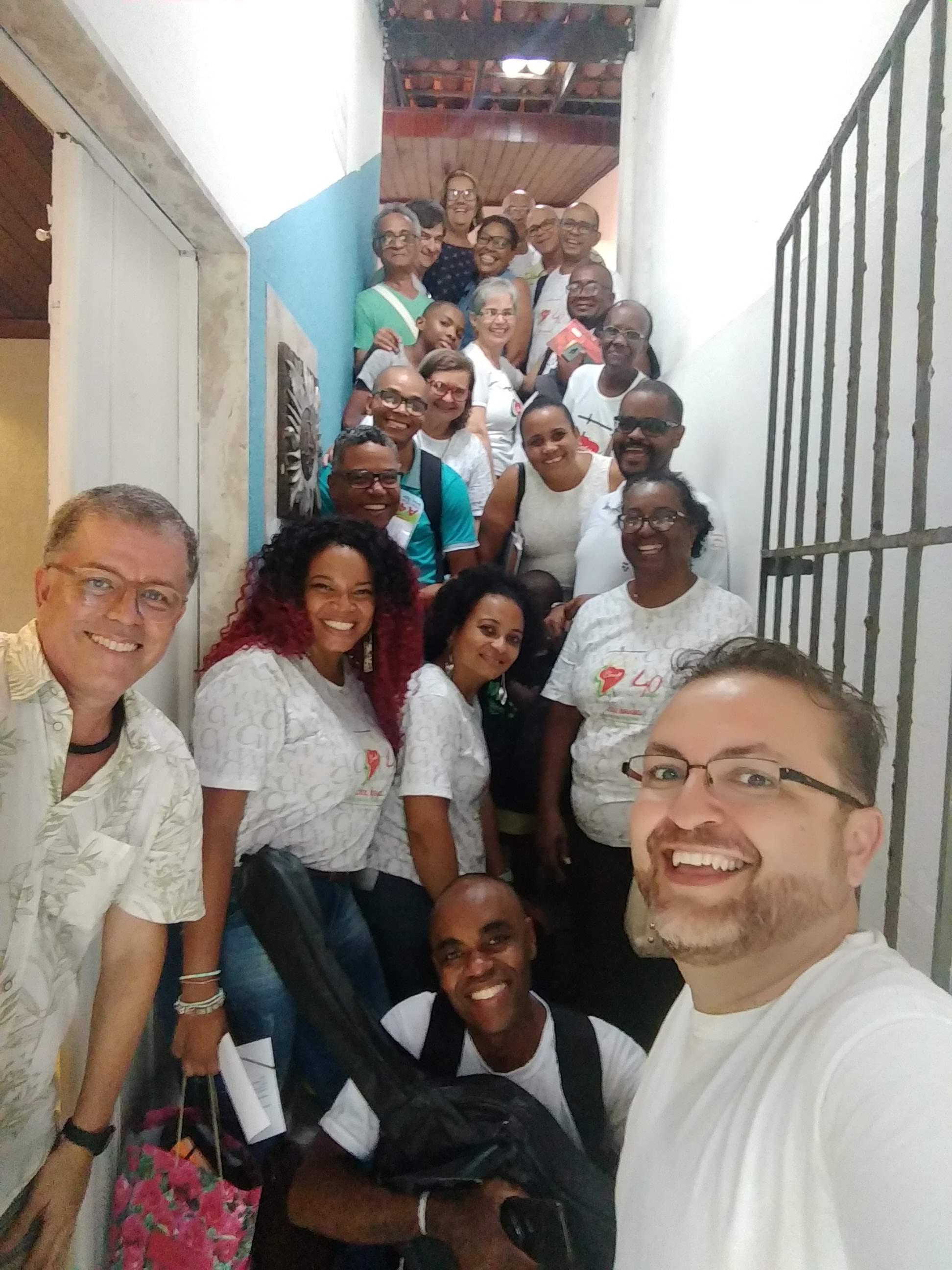 Assembleia Eletiva da Regional Bahia 2018