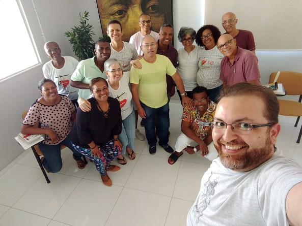 Regional Bahia da CVX celebra Dia Mundial 2019