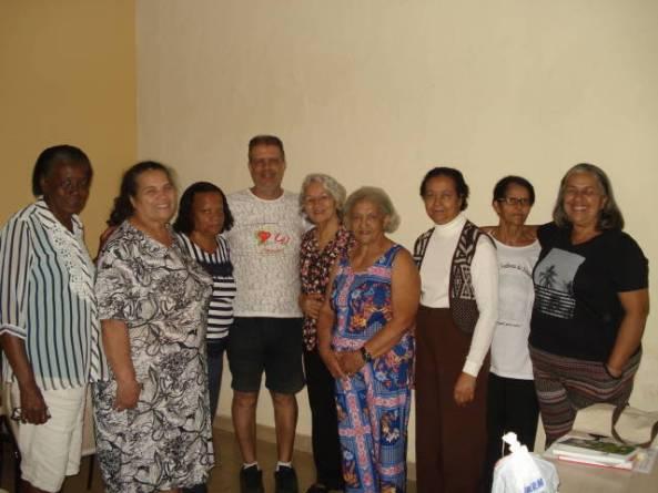 Visita às Comunidades da Regional Minas