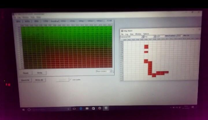 Bildschirm Apexi Power FC CWR