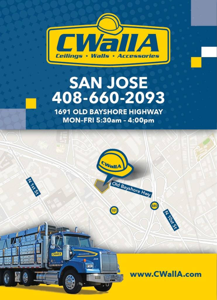 San Jose CWallA
