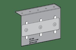 ESC – Exterior Head-of-Wall Deflection Slide Clip