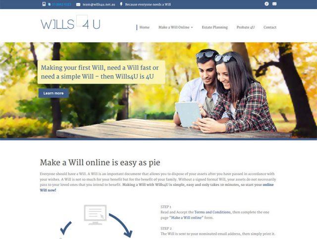 Website Designers Wallan - Wills4U