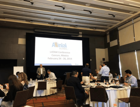 Allinial Global - 2019 Latin America Regional Conference in Cancun, Mexico