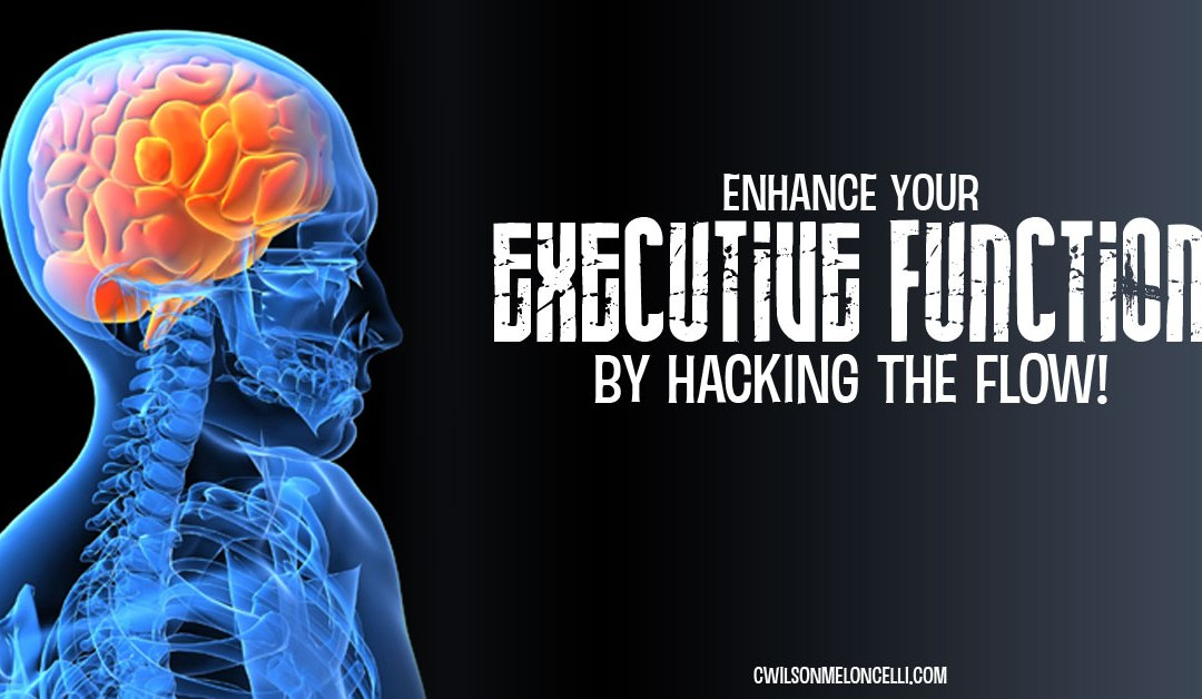 Enhance Your Executive Function By Hacking the Flow!