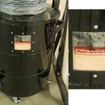 10-gallon wheeled waste canister