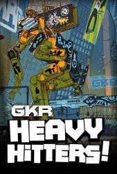 GKR Heavy Hitters