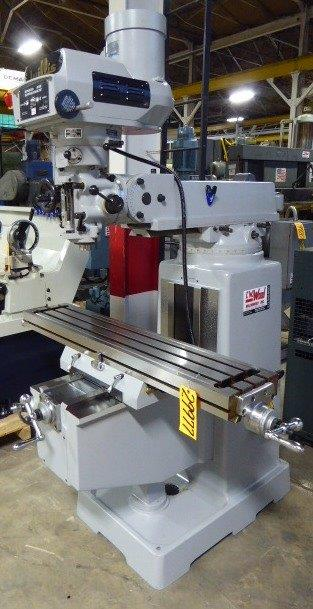 WILLIS VERTICAL MILLING MACHINE - 29977