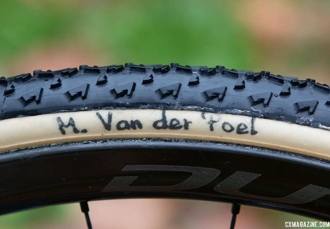 pro bike mathieu van der poel s euro champ canyon inflite cf slx