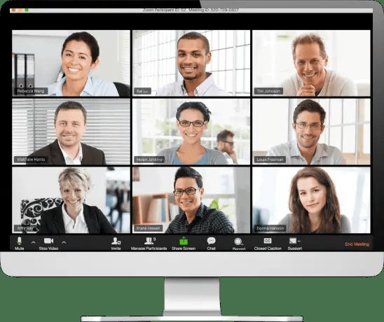Zoom meeting tool