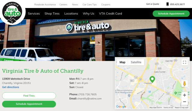 Retail Site Design