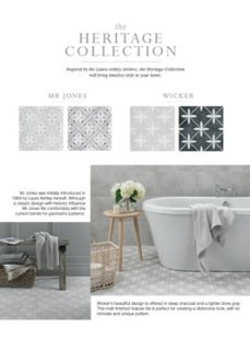 Laura Ashley Tile Collection 3