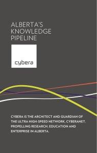 Cybera Annual Report 2013-14