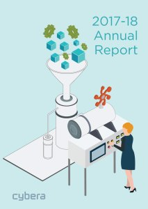 Cybera Annual Report 2017-18