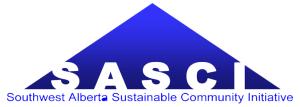 Southwest Alberta Sustainable Community Initiative Logo