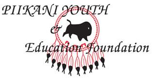 Piikani Youth Logo