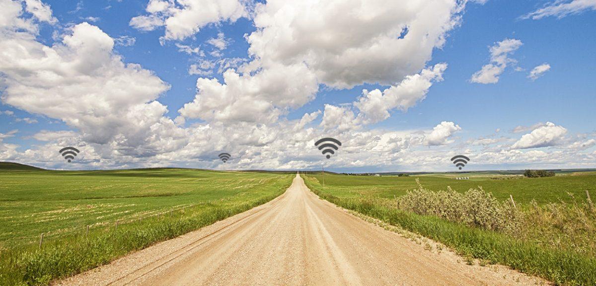 Alberta rural wifi