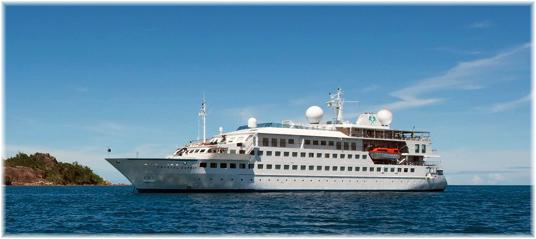 The Crystal Esprit (Courtesy Crystal Cruises)