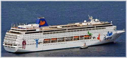 Grand Mistral - Iberocruceros