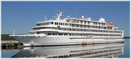 Image result for pearl mist ship