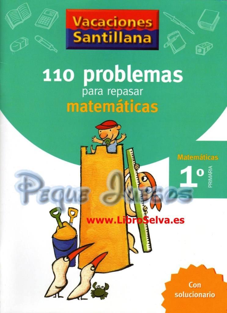 110 Problemas de matemáticas