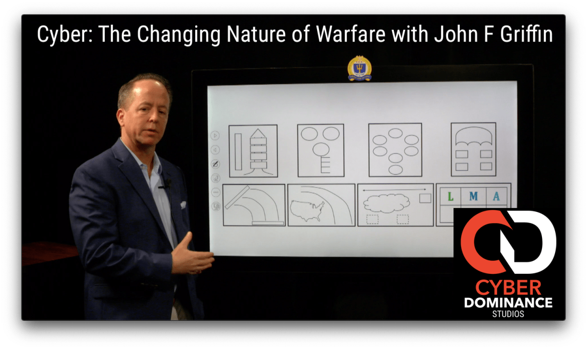 Video: The Changing Nature of Warfare and Cyber Education