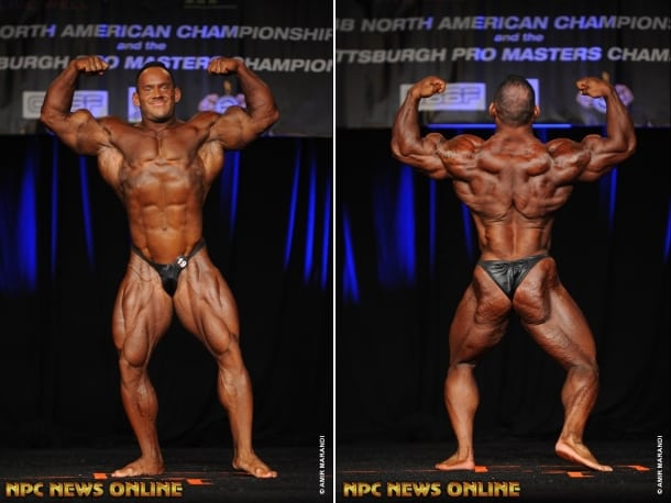 Cyberflexing.com Exclusive Interview With Top NPC Bodybuilder Shawn Smith