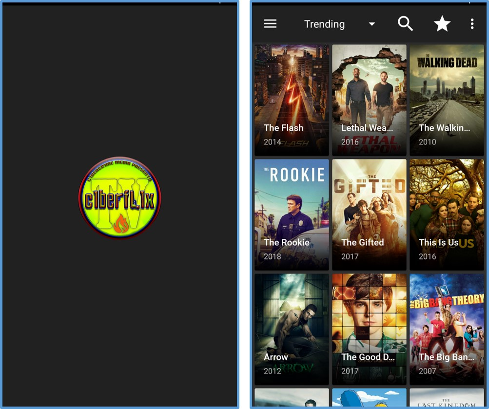 Image Result For Cyberflix Apk For Android