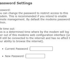 Have you changed your modem/router's default password?