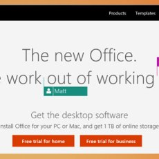 Get the new Microsoft Office 2016