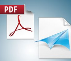 Save copies of important documents and web pages as PDF and XPS files