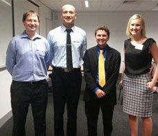"""Tips for success"" ACS Young IT Networking Event a big success"