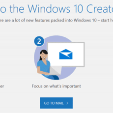 Are you ready for the Windows 10 Creators Update?