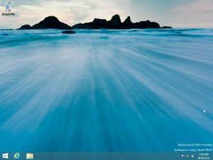 Windows 8.1 - Desktop