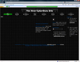 CyberGuru version 5 (1998)
