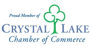 Crystal Lake Chamber of Commerce Proud Member Logo